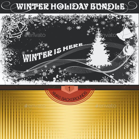 Winter Holiday | Bundle
