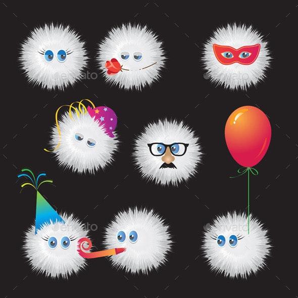 Party Animals - Birthdays Seasons/Holidays