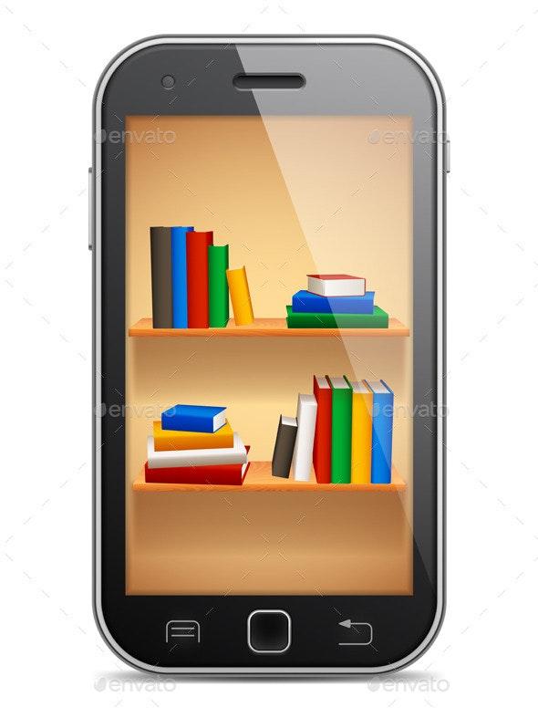 Mobile Library - Technology Conceptual