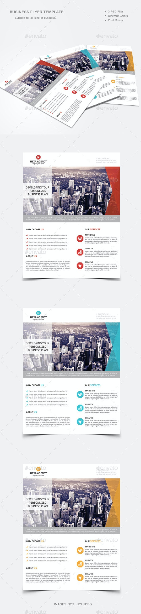 Business Flyer 02 - Corporate Flyers