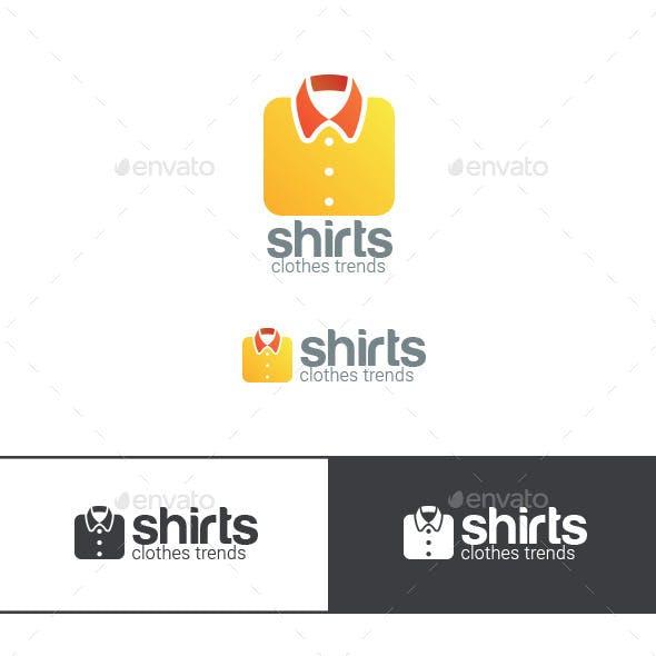 Shirt Logo Clothes Shop