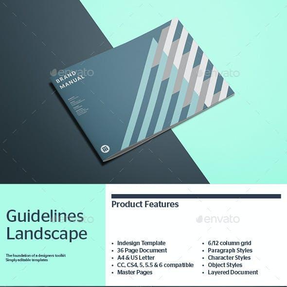 Brand Manual Horizontal