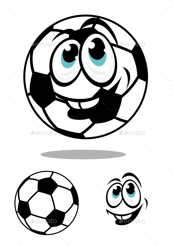 Football Cartoon - Miscellaneous Characters