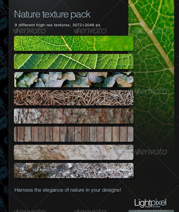 Nature texture pack - Nature Textures