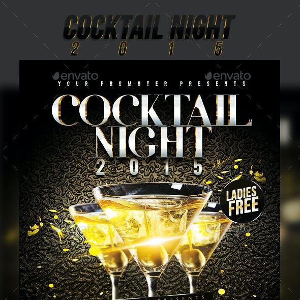 Cocktail Night 2015