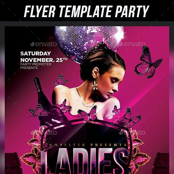 Ladies Nights Party