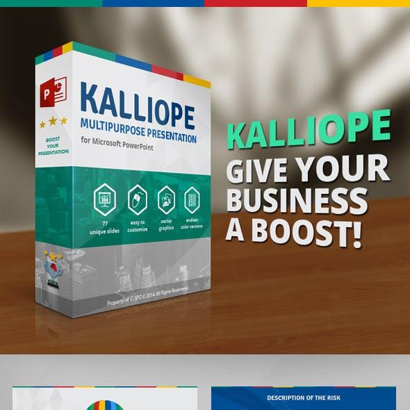 Kalliope PowerPoint Template