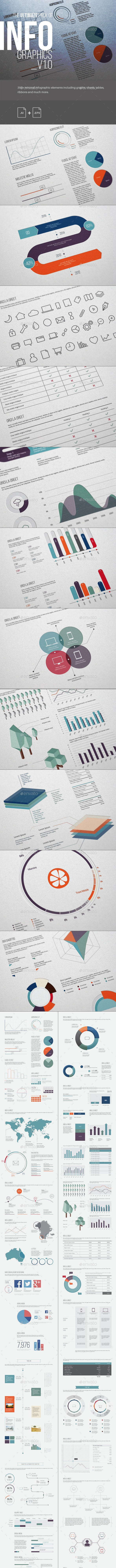 Infographic Elements v1.0 - Infographics