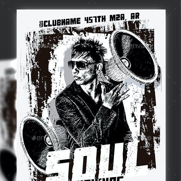 Soul Survivor Flyer