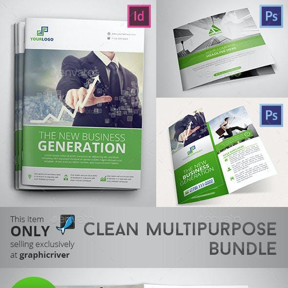 Clean Multipurpose Bundle
