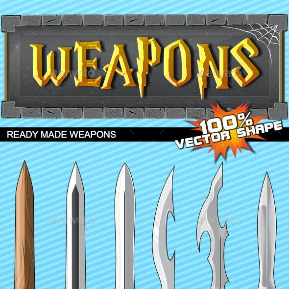 Game Weapons #1