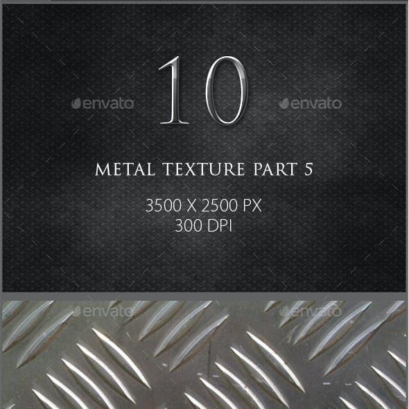 10 Metal Texture Part 5