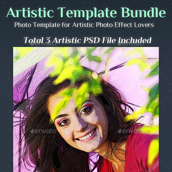 Artistic Template Bundle