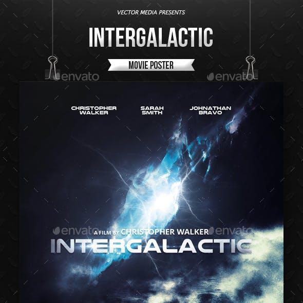 Intergalactic - Movie Poster
