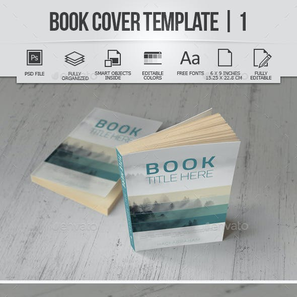 Book Cover Template | 1