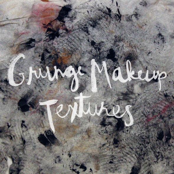 Grunge Makeup Textures