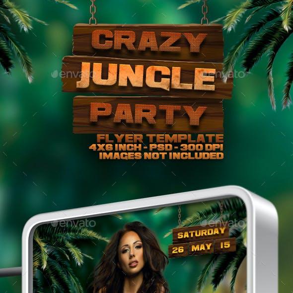 Crazy Jungle Party