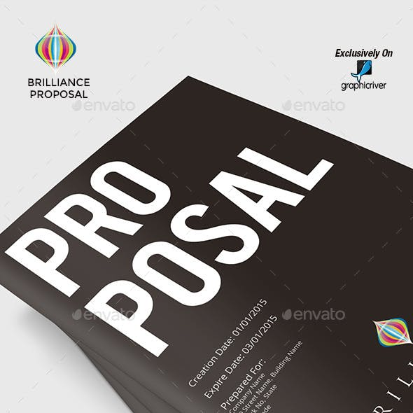Brilliance Business Proposal Template
