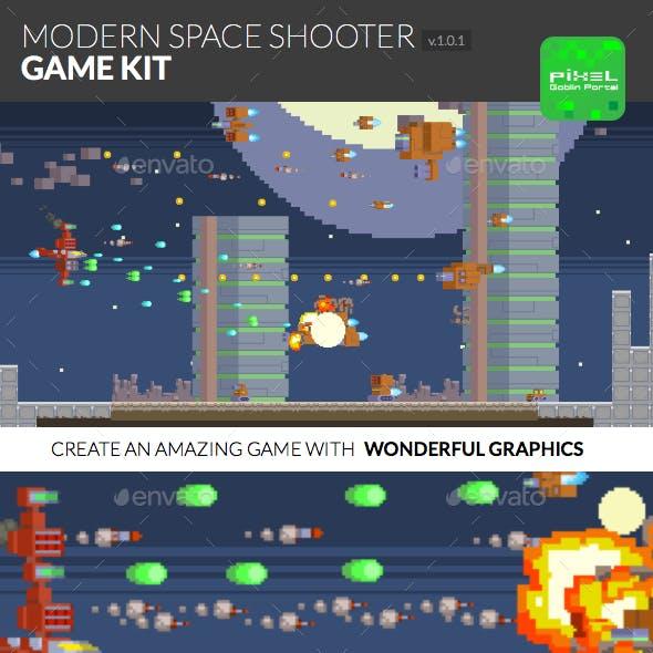 Modern Spaceship Shooter