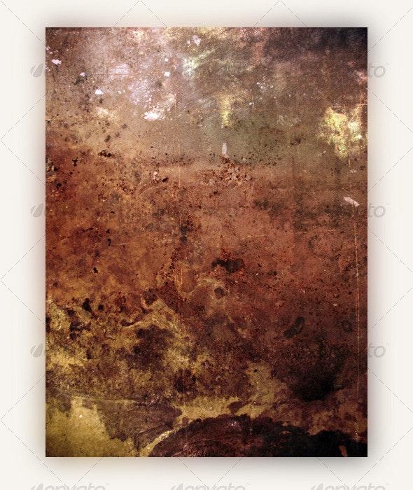 Experimental Grunge Texture - Industrial / Grunge Textures