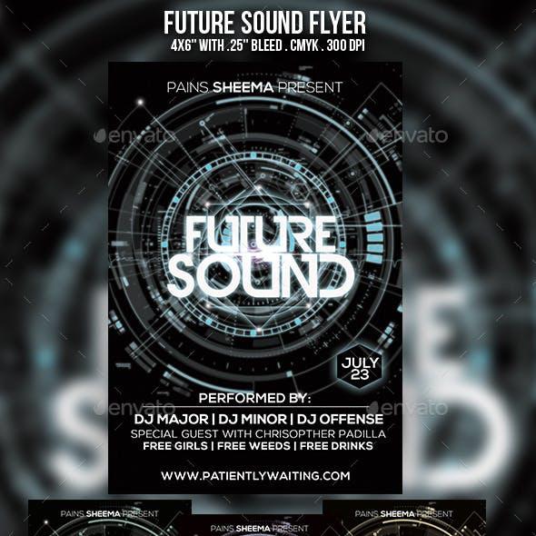 Future Sound Flyers
