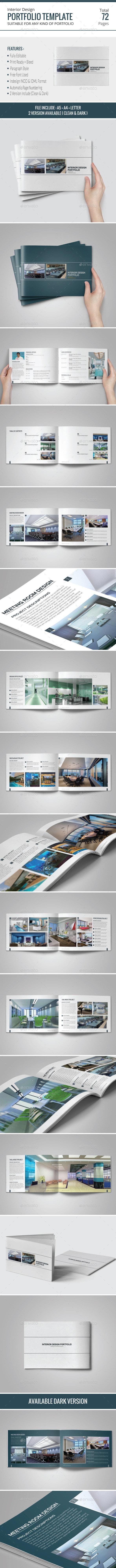 home interior design magazine pdf template
