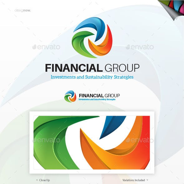 Financial Group Logo