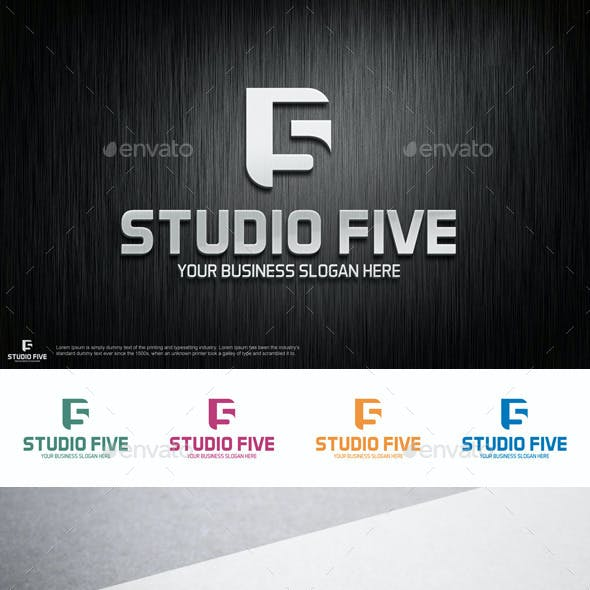 Studio Five Logo Shape