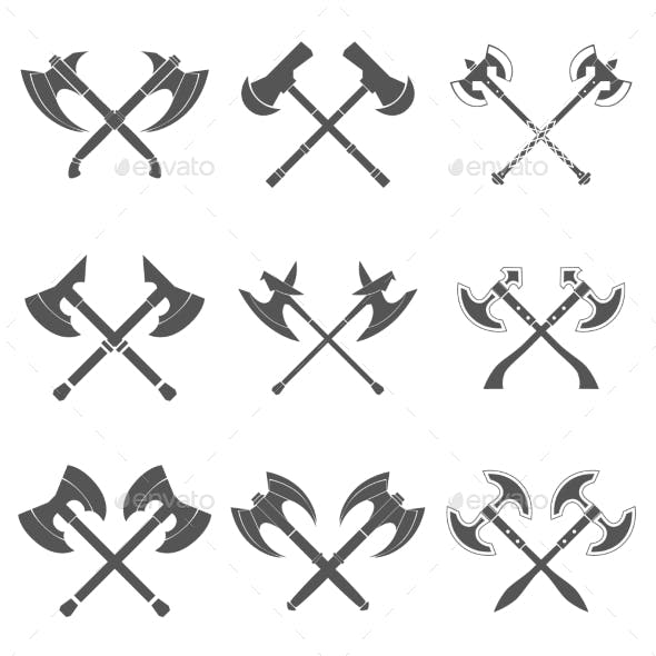 Crossed Axes Collection