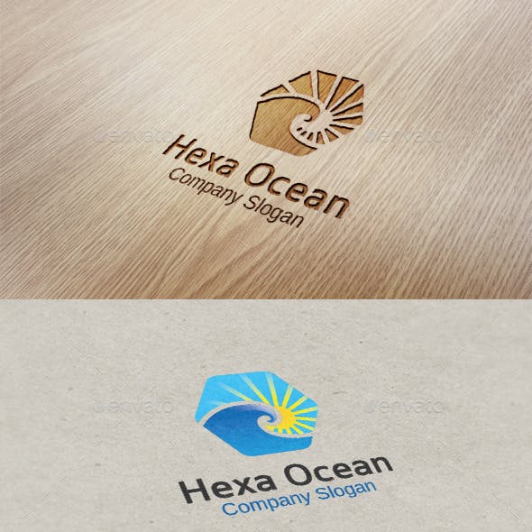 Hexa Ocean Logo
