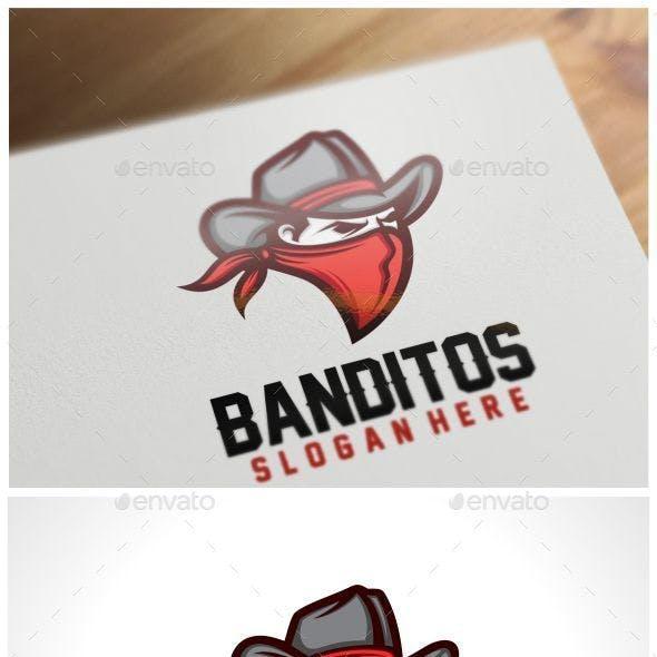 Banditos Logo Template