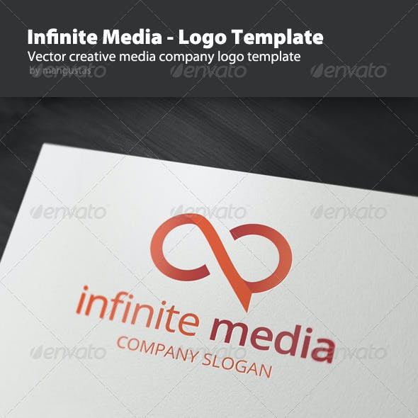 Infinite Media - Logo Template