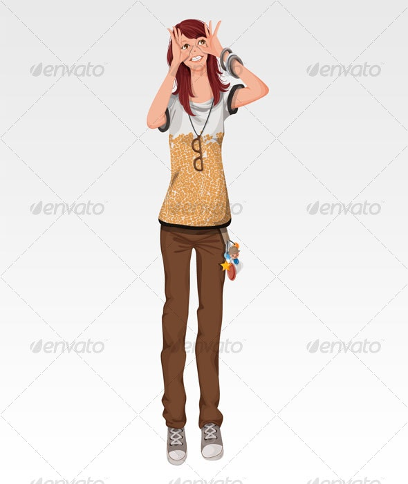 Funny Girl - People Characters