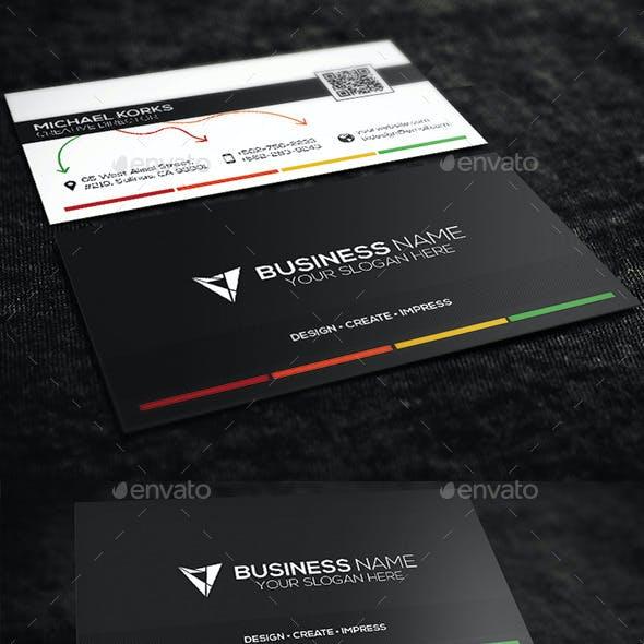 Creative Business Card No.08