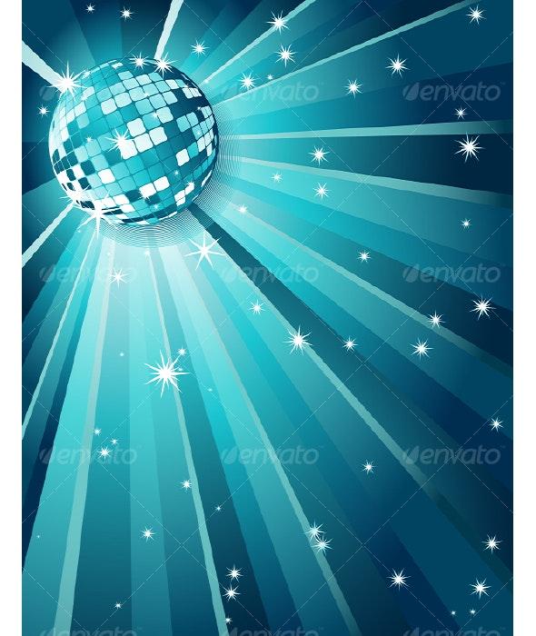 Mirror disco ball - Miscellaneous Conceptual