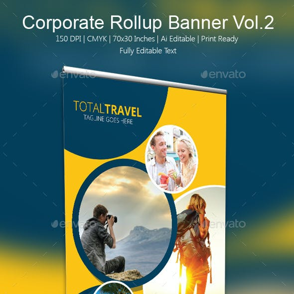 Corporate Rollup Banner Vol2