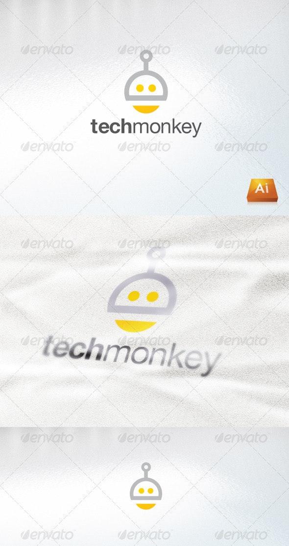Techmonkey - Abstract Logo Templates