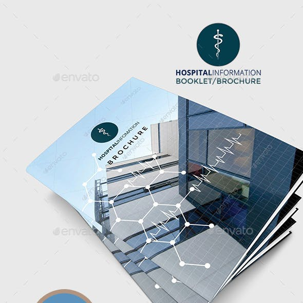 Hospital General Information and Service Brochure