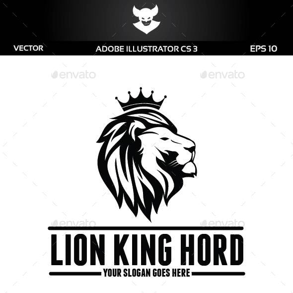 Lion King Hord Logo