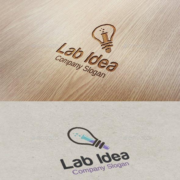 Lab Idea Logo