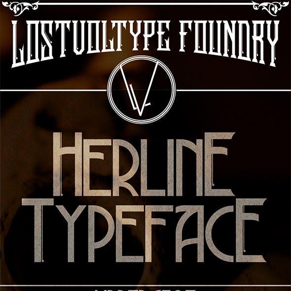 Herline Typeface