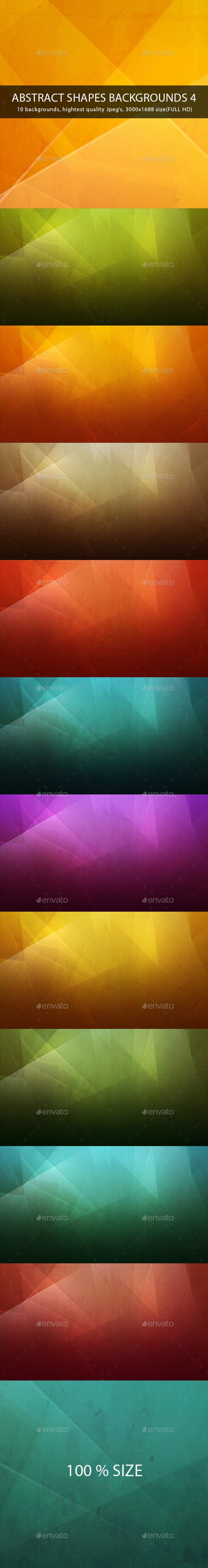 Abstract Shapes Backgrounds \ Wallpapers 4 - Abstract Backgrounds