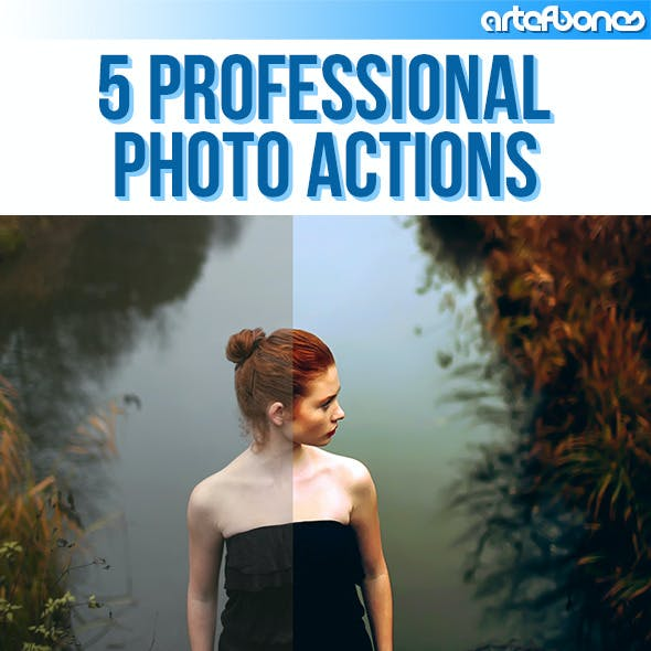 5 Professional Actions Vol.3