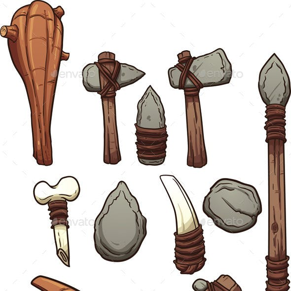 Prehistoric Weapons
