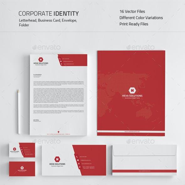 Corporate Identity 03