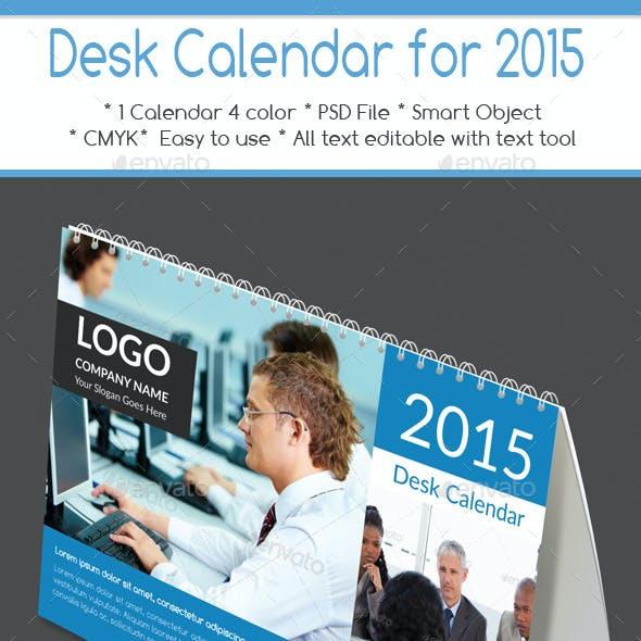 Calendar 2015 Graphics, Designs & Templates from