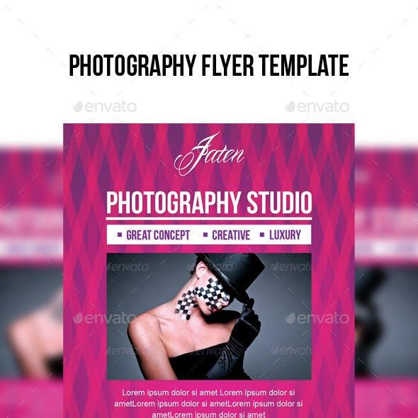 Photography Studio Flyer