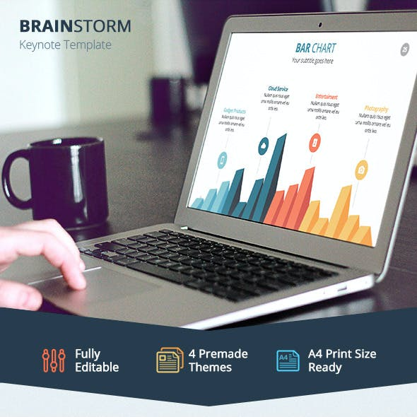 BRAINSTORM - Keynote Template