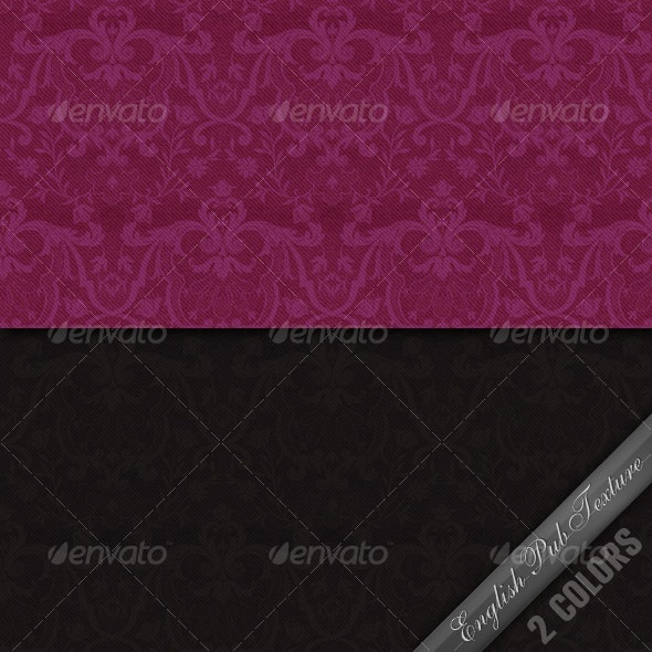 English Pub Texture - Fabric Textures