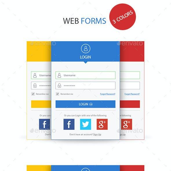 Web formst!
